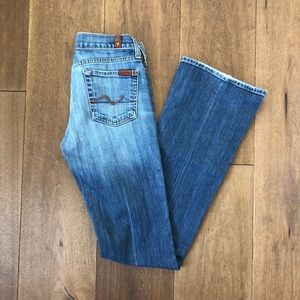 Vintage mom boot cut jeans!!